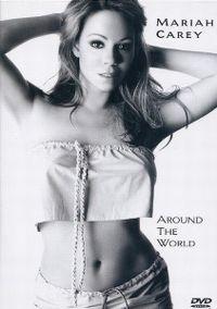 Cover Mariah Carey - Around The World [DVD]